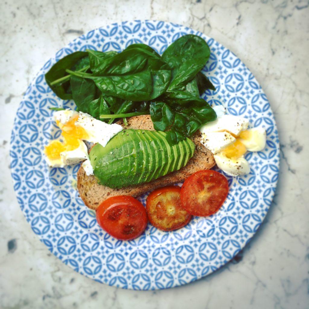 Salads and vegetable