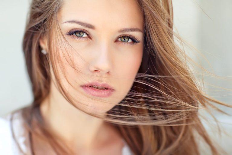 Beautiful Youthful Woman Virginia
