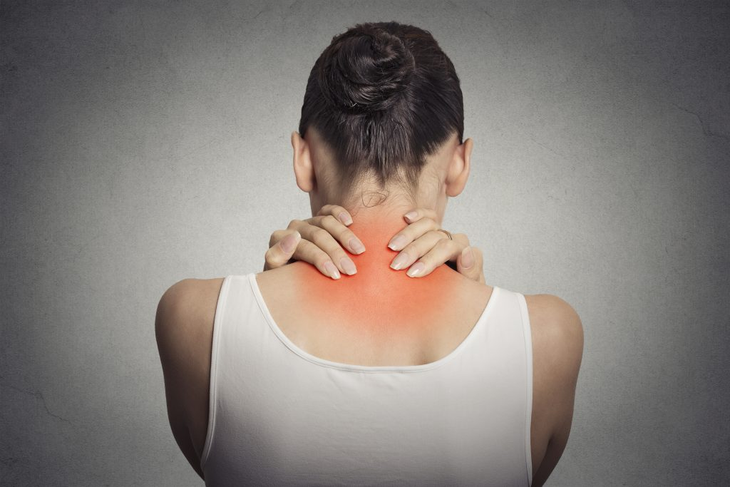 Large breasts - Back and Shoulder Pain