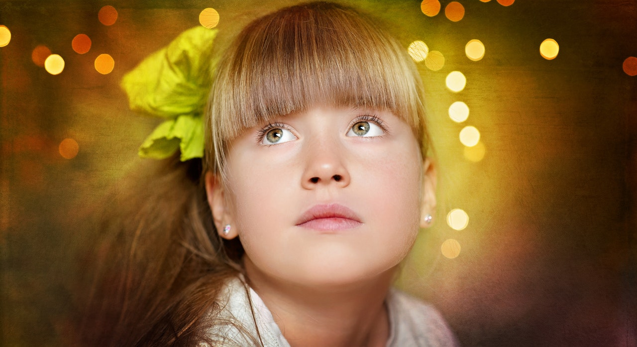 human-child-girl-face