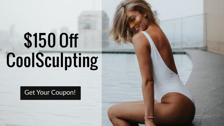 Get $150 Off Coupon CoolSculpting
