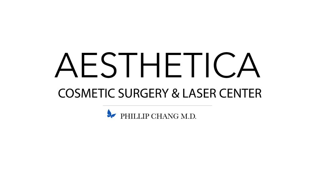 Aesthetica Text Logo