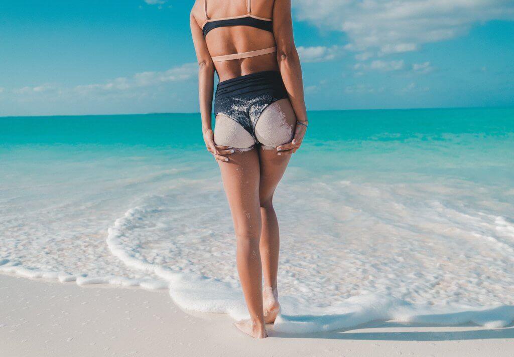Sun skin damage prevention