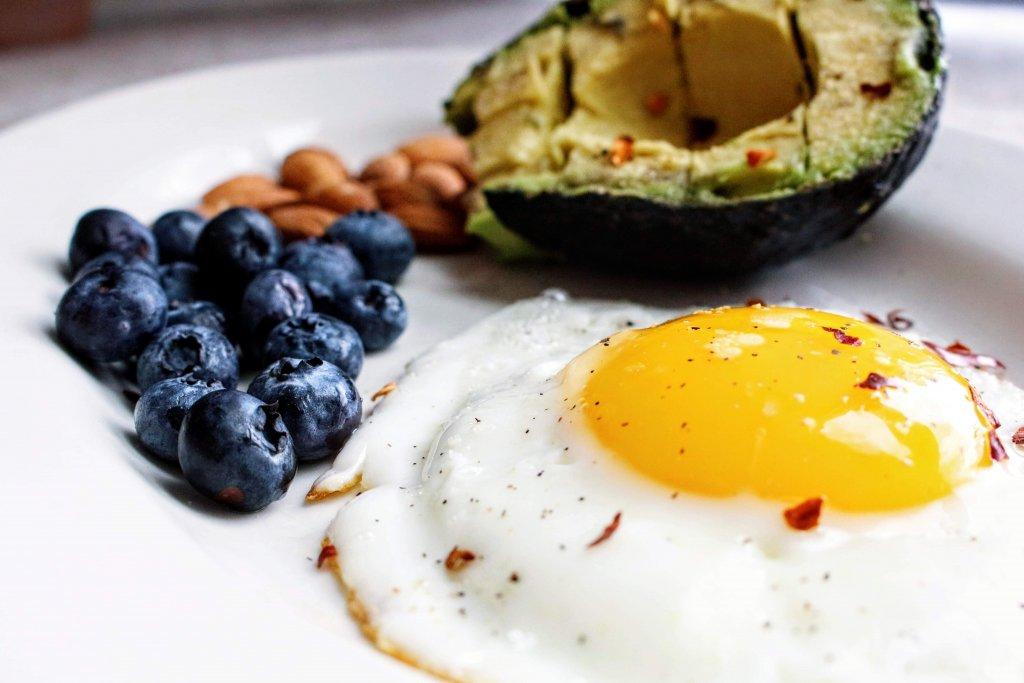 Low carb breakfast diet