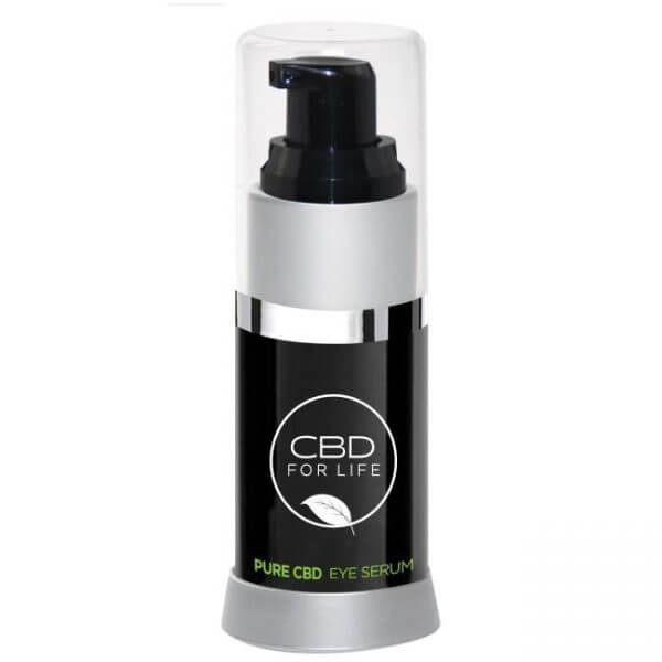 Pure CBD For Life Eye Serum