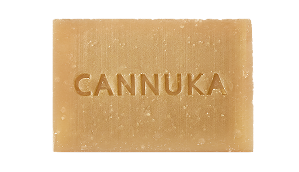 Cannuka CBD Cleansing Body Bar