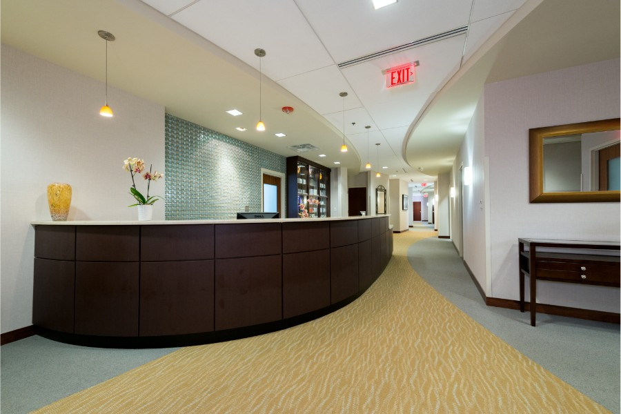 Aesthetica Office From Inside