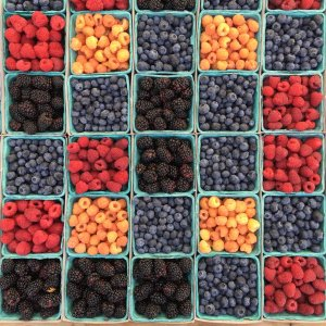 Berries And Other Low-Glycemic Fruits
