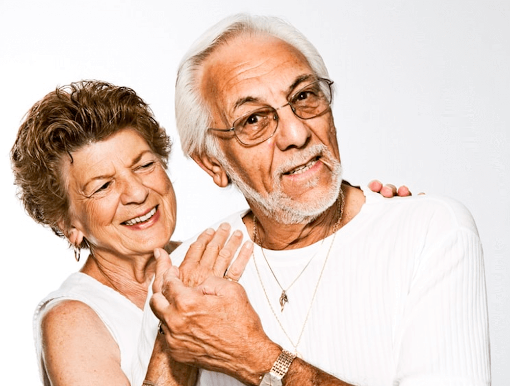 Old couple - Baby Boomers