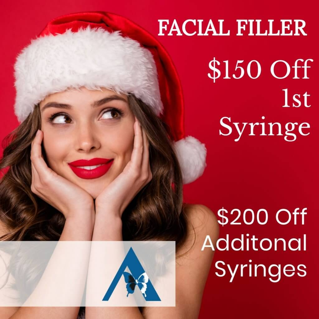 Injectables Holiday Offer - Facial Fillers