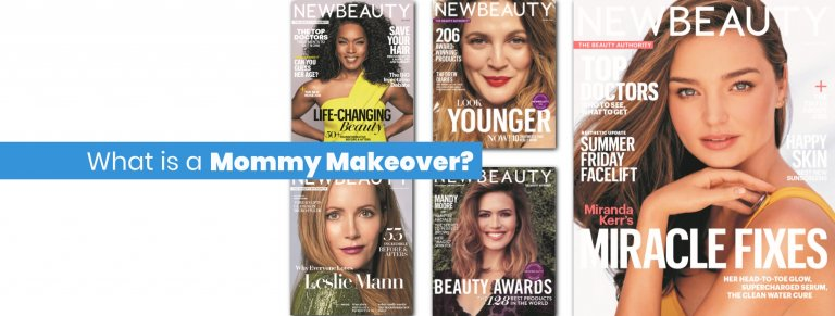 What is mommy makeover
