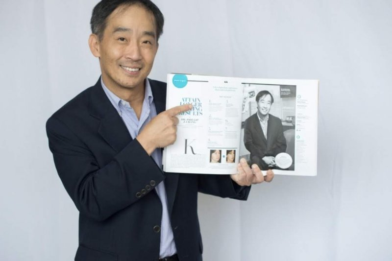 Dr. Chang Featured in a Maagazine