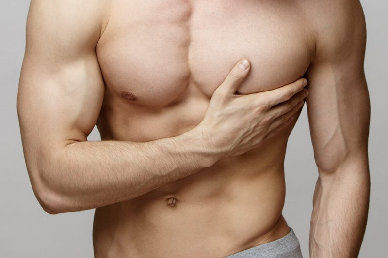Gyna-what? Gynecomastia (aka Man Boobs) Is a Real Condition That Causes Discomfort, and THIS Northern Virginia Cosmetic Center Treats It Best