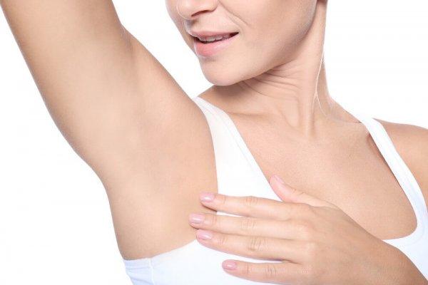 Permanent Underarm Sweat Treatment